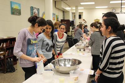Challah Making with Seniors
