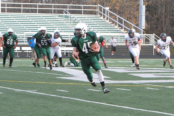 Football - Aurora Freshmen v. Tallmadge