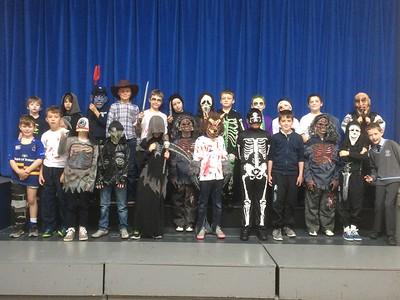 Form 3 Halloween