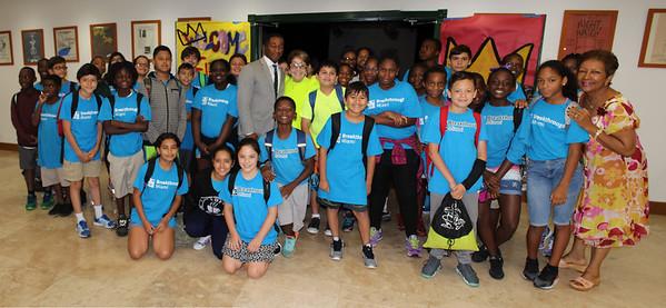 Franklin Sirmans Lecture for Breakthrough Miami
