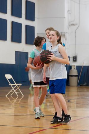 Girls Basketball Jan 2016