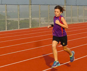 KLISS Primary Athletics March 2016