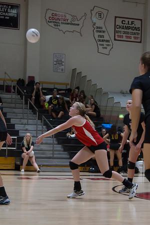 JV Volleyball 9/17/2015