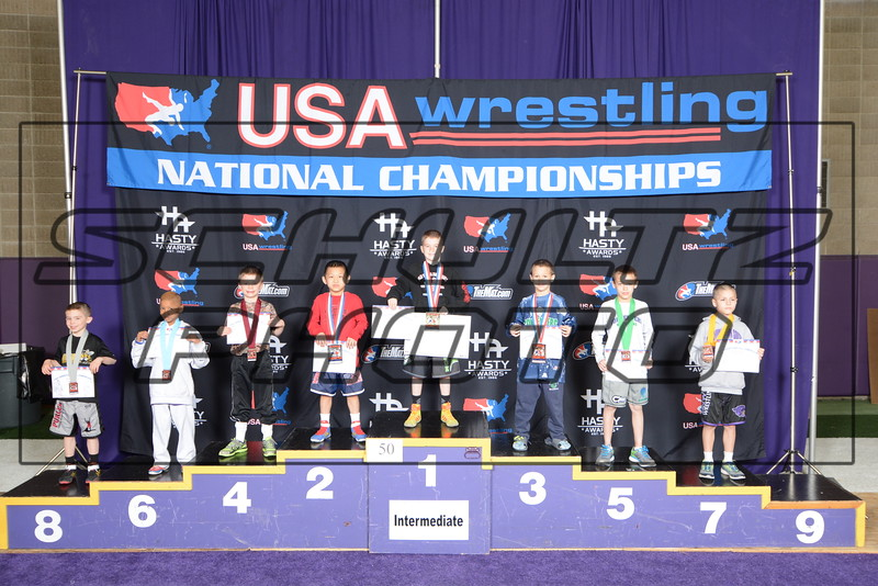 2016 Kids Nationals in Cedar Falls Iowa, UNI Dome