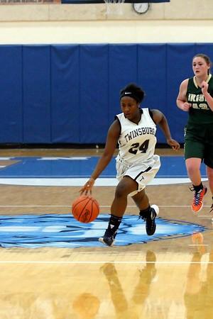 Ladies Basketball - Akron SVSM v Twinsburg JV