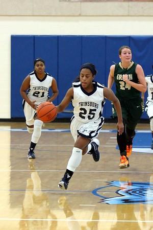 Ladies Basketball - Akron SVSM v Twinsburg