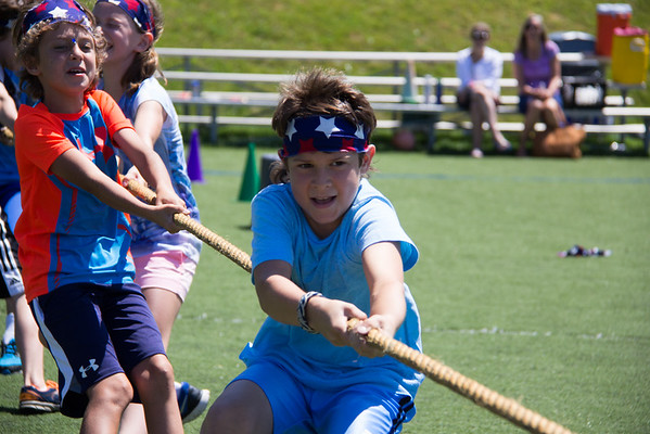 Lower School Field Day!
