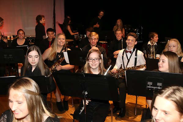 Teacher Appreciation-Band Concert May 2016