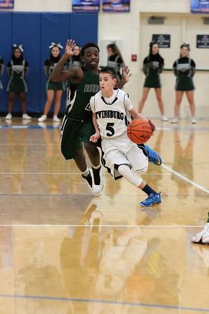 Mens JV Basketball - Nordonia @ Twinsburg