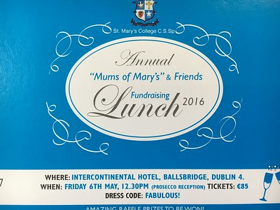 Mums of Mary's Lunch 2016