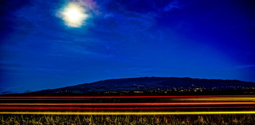 Guten Nacht Haleakala