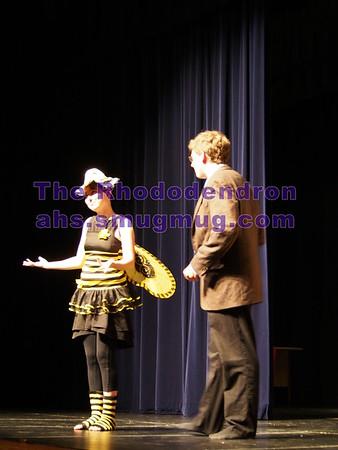 Drama 3/4 Play Opening Night