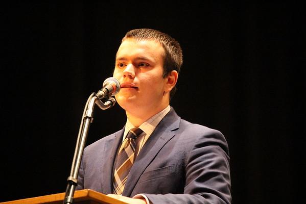 Public Speaking Contest (Senior)