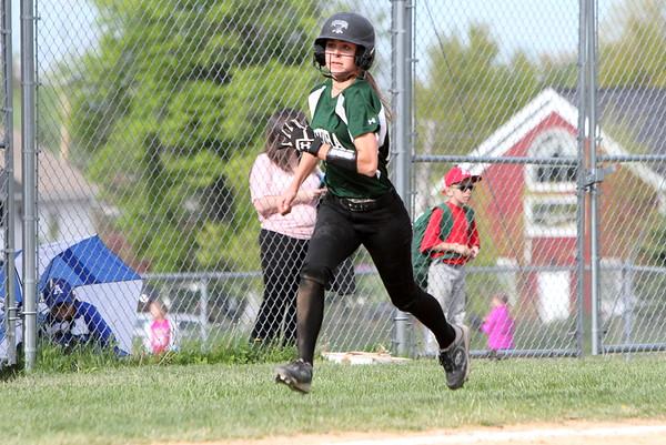 Softball - Kenston v. Aurora Sectional