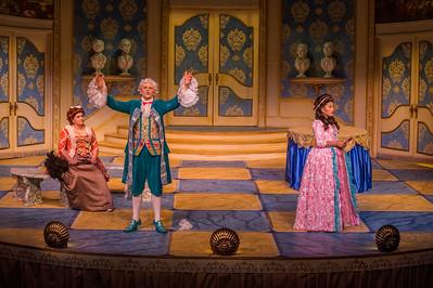 Tartuffe dress rehearsal