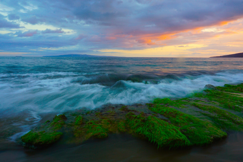 Sugar Beach Green Flow