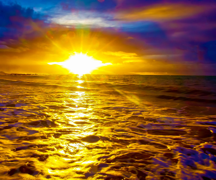 Sugar Cove Sunburst