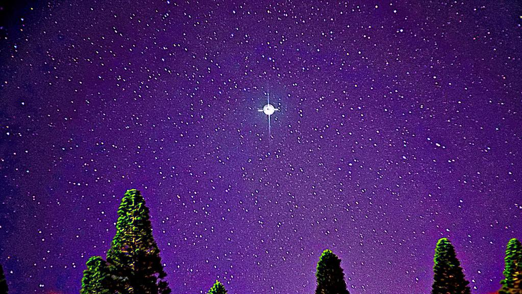 Christmas Eve Venus