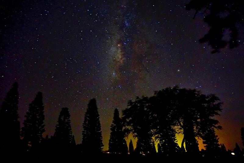 Maui Milky Way