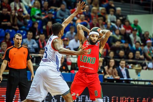 Top 16 Round 2 MVP: Malcolm Delaney, Lokomotiv Kuban Krasnodar