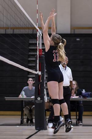 Varsity Volleyball 9/17/2015