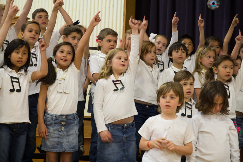 Preschool and Lower School Spring Concert