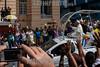Cuba : Recibimiento popular a Su Santidad Papa Francisco desde el poblado Melgarejo hasta el santuario El Cobre, Santiago de Cuba, 21 de septiembre de 2015 / Papst Franziskus in Kuba © Reno Massola/LATINPHOTO.org