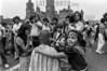 Mexico : Celebración de un desfile escolar . Celebration of a school parade / Mexiko : Schulparade in Mexiko Stadt © Andrea Diaz-Perezache/LATINPHOTO.org