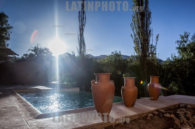 Argentina : Las Terrazas , Suites en Tilcara , Quebrada de Humahuaca , Jujuy / Argentinien : Las Terrazas © Marcelo Somma/LATINPHOTO.org
