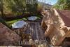 Argentina : Las Terrazas , Suites en Tilcara , Quebrada de Humahuaca , Jujuy / Argentinien : Las Terrazas - Gartensitzplatz © Marcelo Somma/LATINPHOTO.org