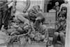 Mexico : Mujer Oaxaqueña vendedora de iguanas en el mercado / Oaxacan woman selling iguanas at the market / Mexiko : Eine Frau verkauft in Mexiko Stadt Echsen © Andrea Diaz-Perezache/LATINPHOTO.org