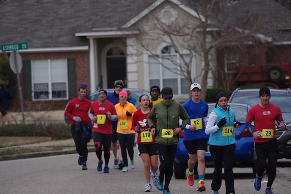 2015 Centerpoint Half Marathon & 5K