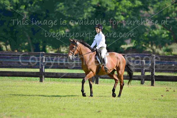 Rider #5 - Gracie Shay