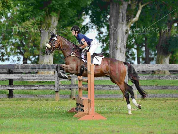 Rider #55 - Katie Henslely