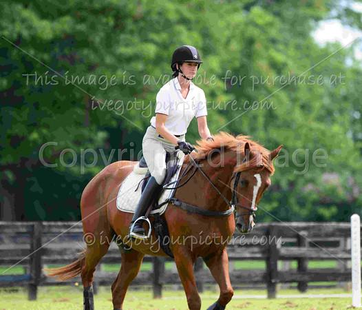 Rider #3 - Rachel Miles