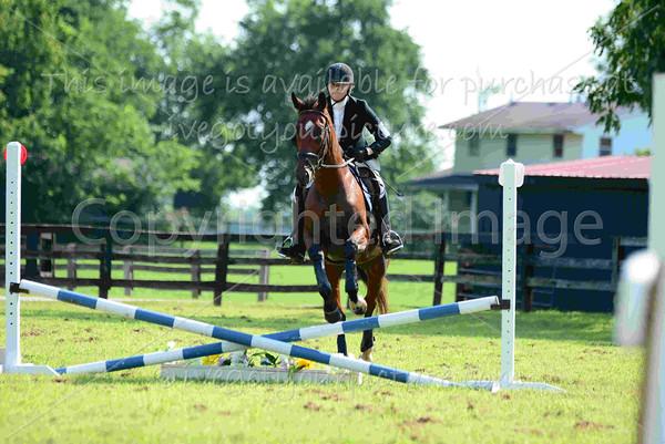 Rider #12 - Julie Hall