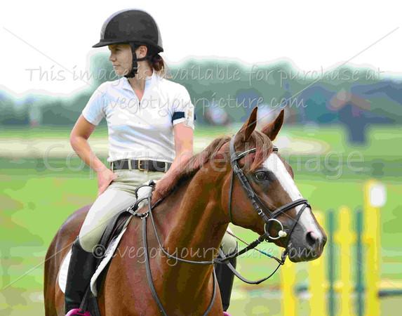 Rider #40 - Allison Wilaby
