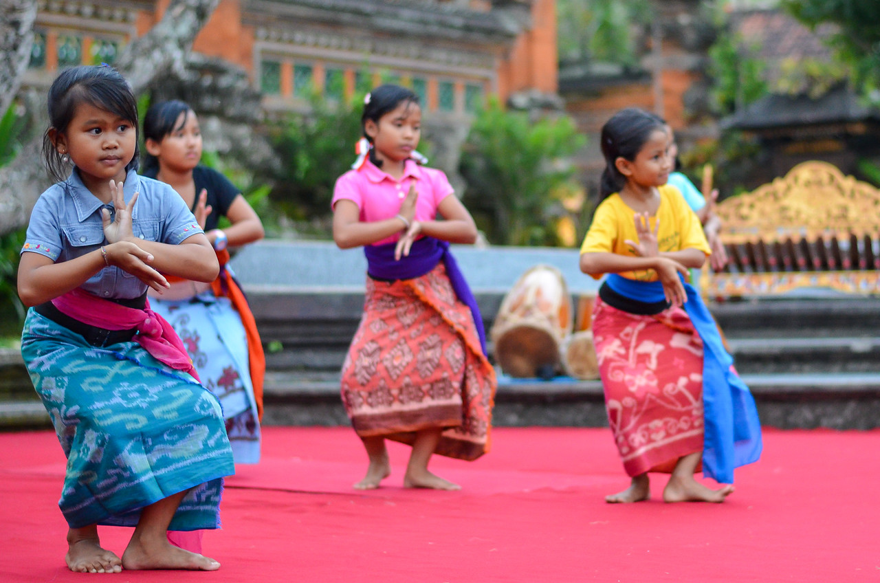 Dancers, Ubud, Bali