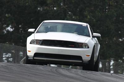 HPDE #1 Mustang @ Mid-Ohio, June 2015