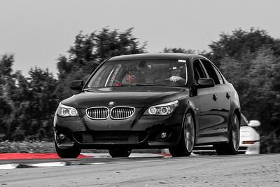 HPDE #13 BMW 550i @ NCM Motorsports Park, July 2015