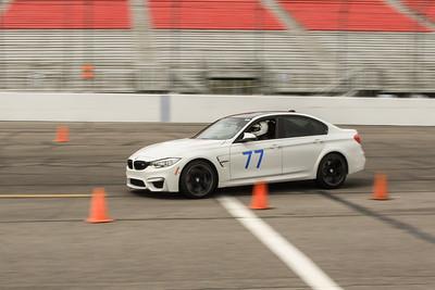 HPDE #77 BMW M3 @ April 2015