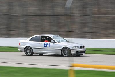 HPDE #84 BMW 330i @ Mid-Ohio, April 2015