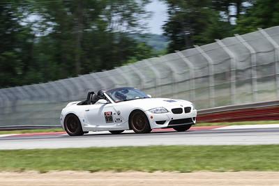 HPDE #918 BMW Z4 @ Mid-Ohio, June 2015