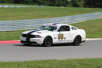 SI #00 Mustang @ NCM Motorsports Park, July 2015