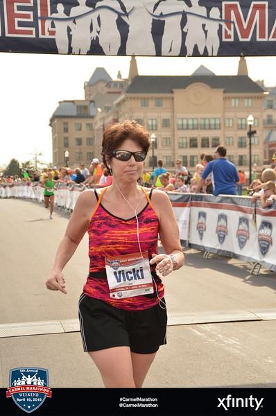 Finish line - Marathon, Half Marathon