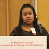 Leadership Academy graduate Natasha explains the value of spending four years in the SNEAKERS program.