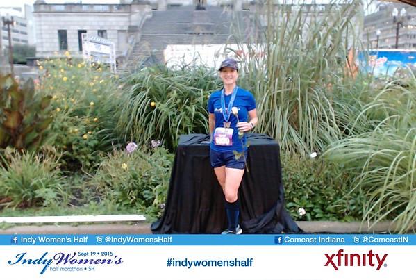 2015 Indy Women's Half Marathon & 5K