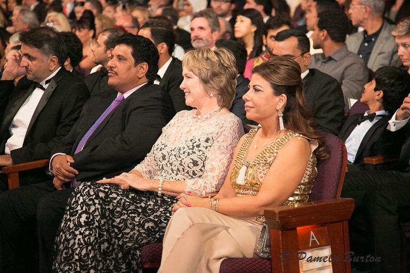 Sami Al Boenain, Denise Gault, Lara Sawaya