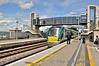22039 arrives at Portlaoise with the 1350 Heuston - Limerick Spl. Fri 03.07.15