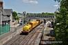 Weedspray Train at Portarlington. 1140 Claremorris - Heuston. Wed 10.06.15